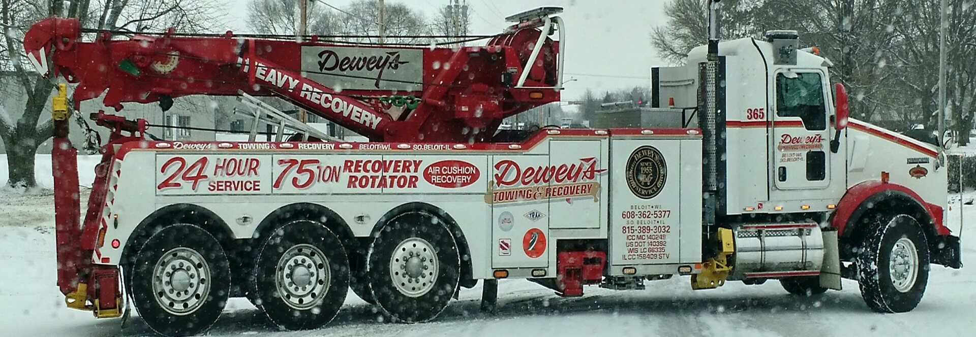 Best Towing Janesville WI